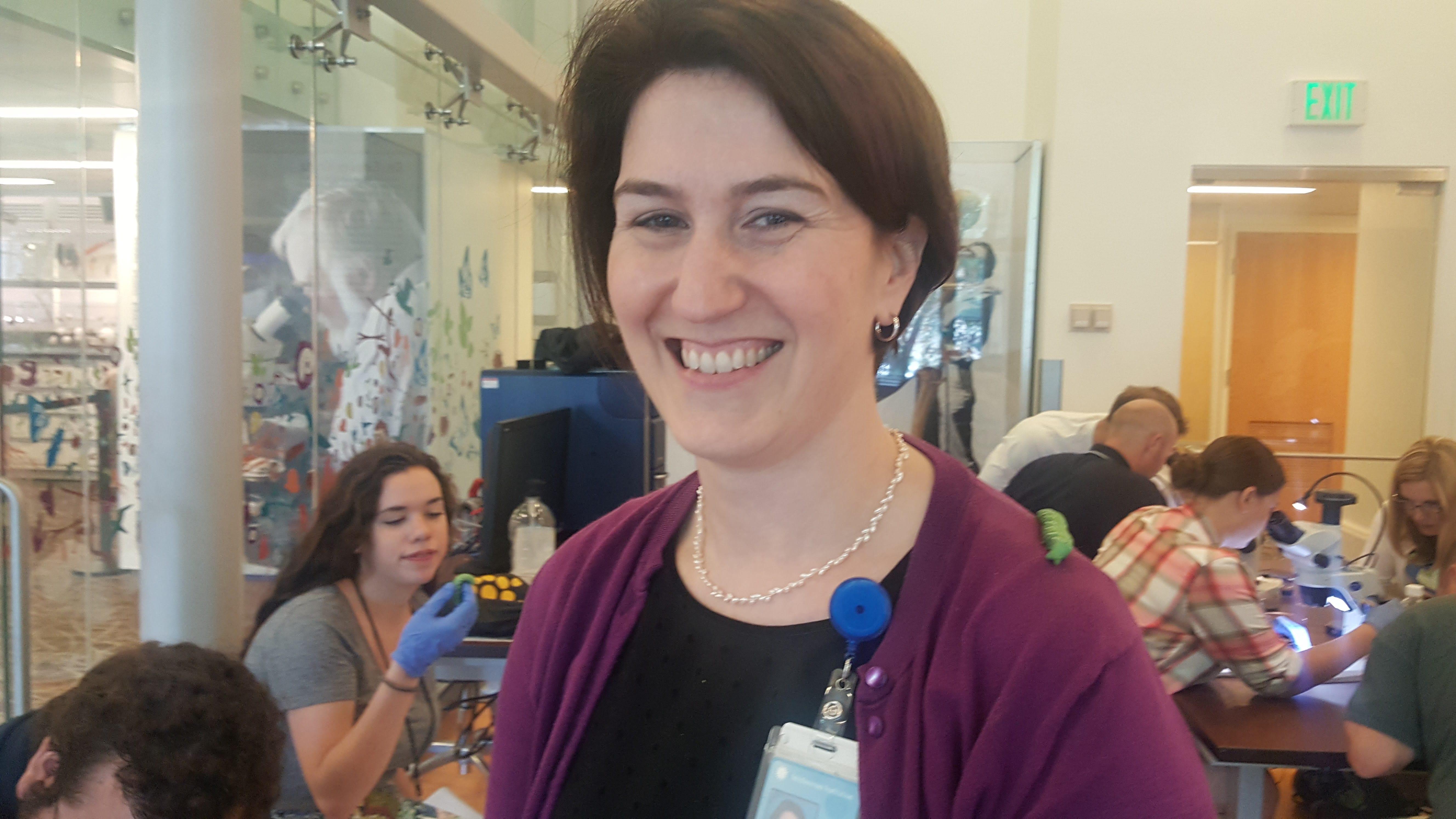 Amy D'Amico