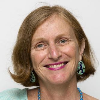 Catherine Potvin.