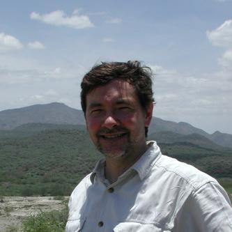 Headshot of Rick Potts.