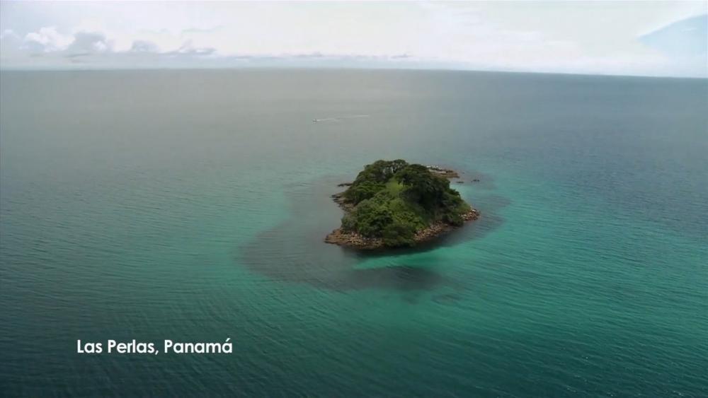 Las Perlas, Panamá.   Fotografía:   Alejandro Balaguer, Albatros Media.